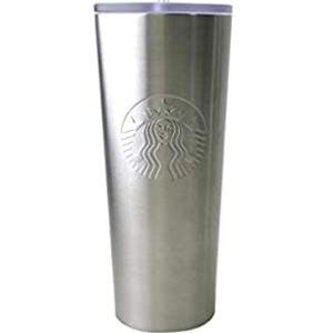 Starbucks  Silver Tumbler